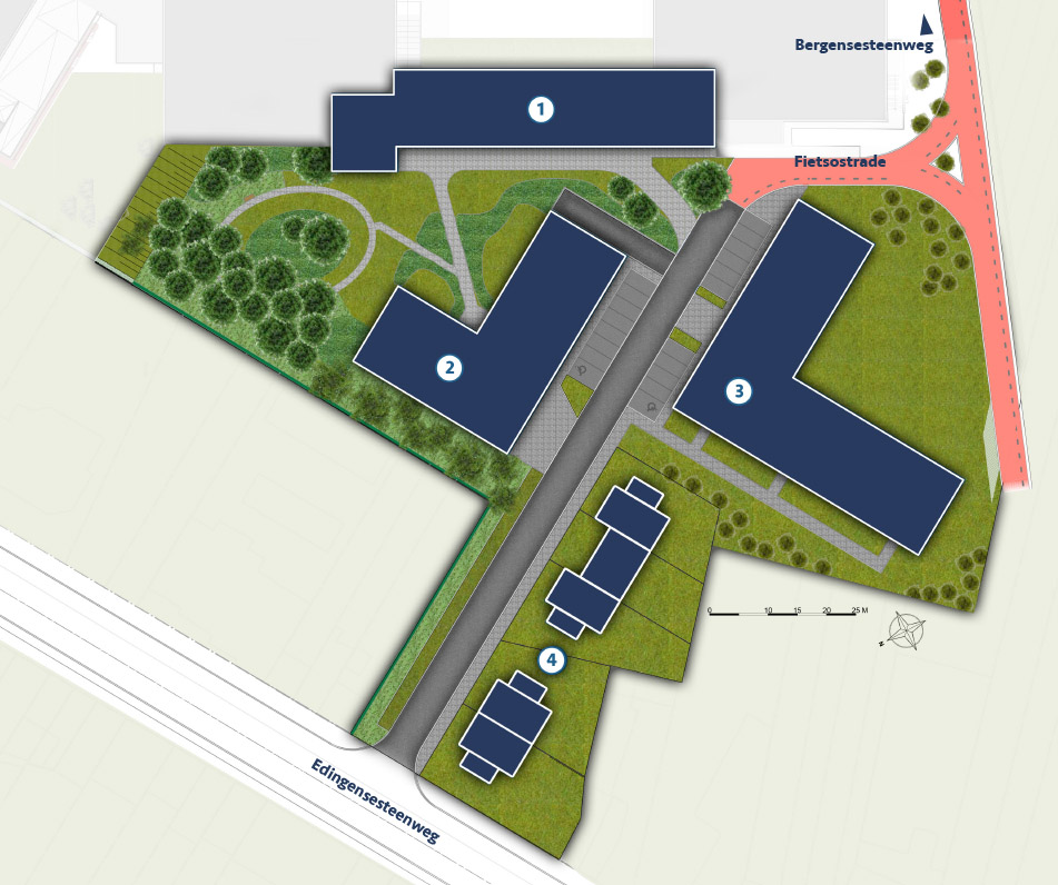 inplantingsplan, Woneninhoogland.be