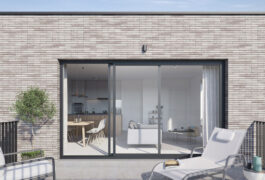 terras project hooglang Halle